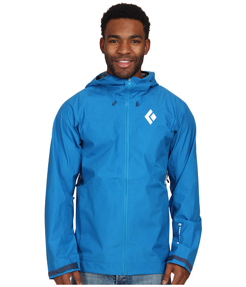Black Diamond - Liquid Point Shell (Sapphire) Men's Jacket