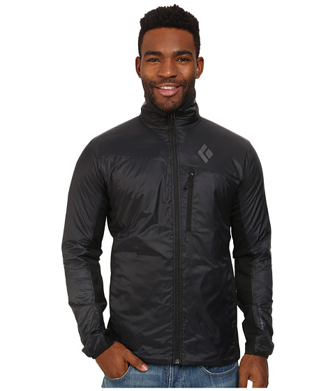 Black Diamond - Access LT Hybrid Jacket (Black) Men