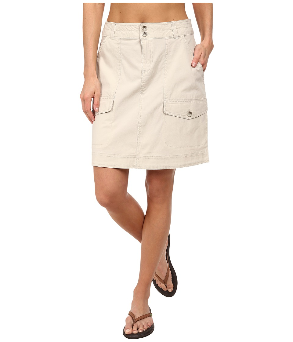Woolrich - Laurel Run II Skirt (Stone) Women's Skirt