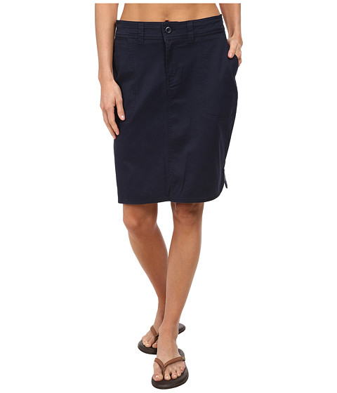 Woolrich - Wood Dove II Skirt (Deep Indigo) Women