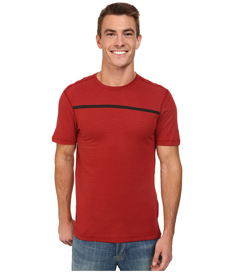Black Diamond - Cottonwood Tee (Deep Torch) Men