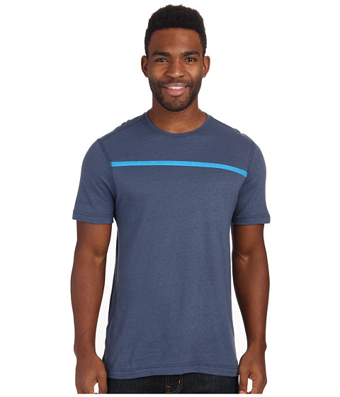 Black Diamond - Cottonwood Tee (Indigo) Men