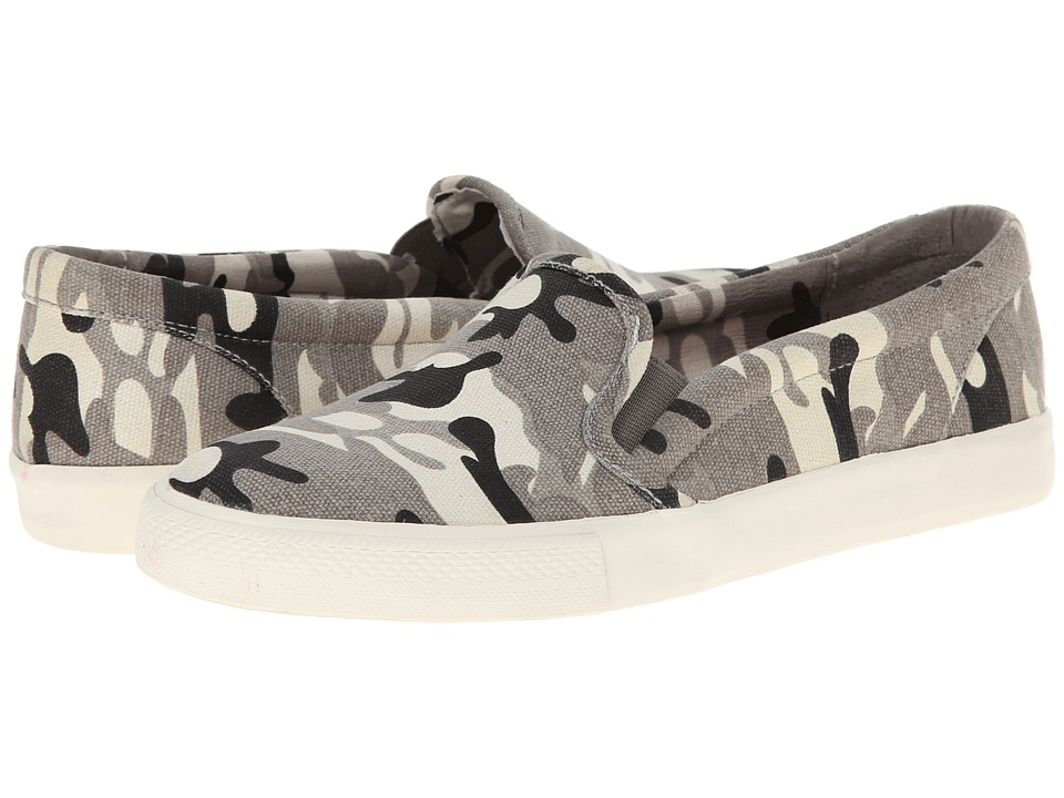 Betsey Johnson Amira (Grey Camo) Women
