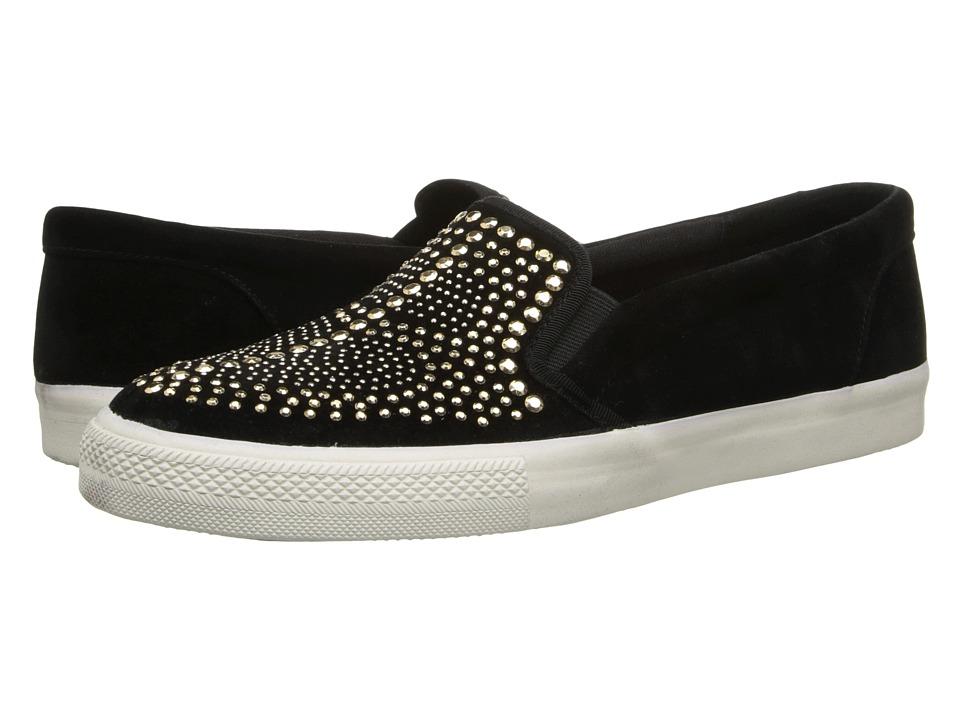 Betsey Johnson Amira-R (Black Mutli) Women's Slip on Shoes