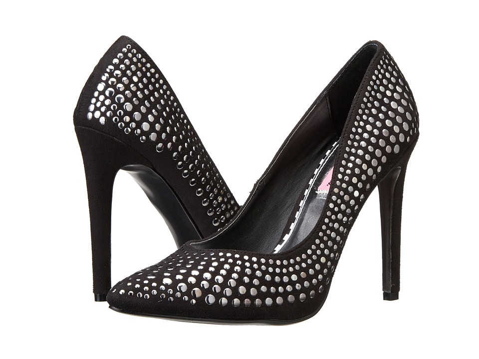 Betsey Johnson - Faalyn (Black Mutli) High Heels
