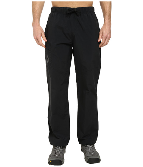 Black Diamond - Highball Pants (Black) Men's Casual Pants
