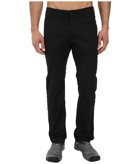 Black Diamond - Stretch Font Pants (Black) Men's Casual Pants