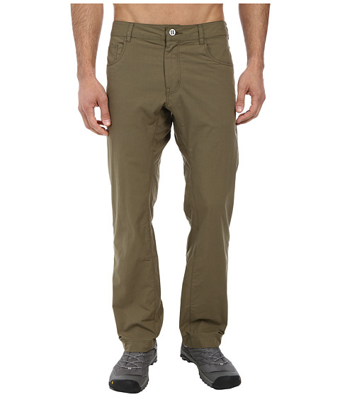 Black Diamond - Lift-Off Pants (Burnt Olive) Men's Casual Pants