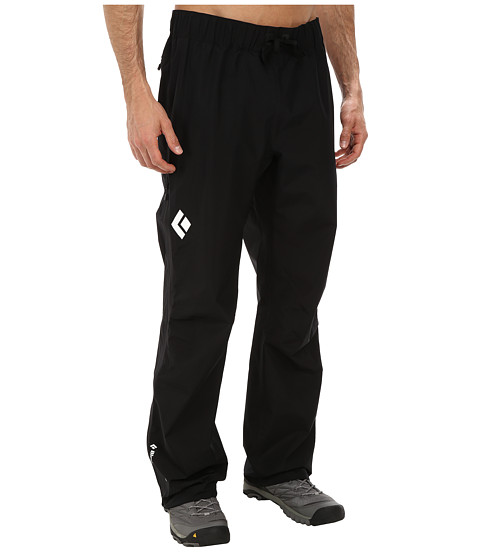 Black Diamond - Liquid Point Pants (Black) Men's Casual Pants