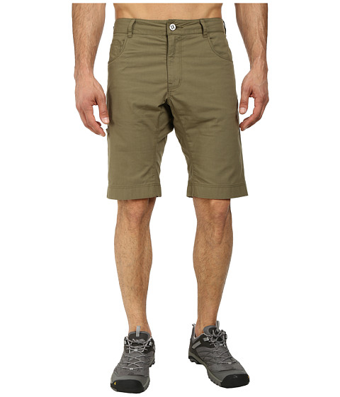 Black Diamond - Lift-Off Shorts (Burnt Olive) Men's Shorts