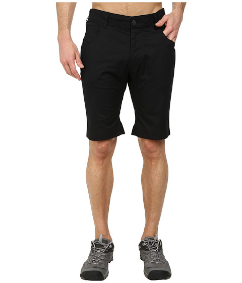 Black Diamond - Stretch Font Shorts (Black) Men