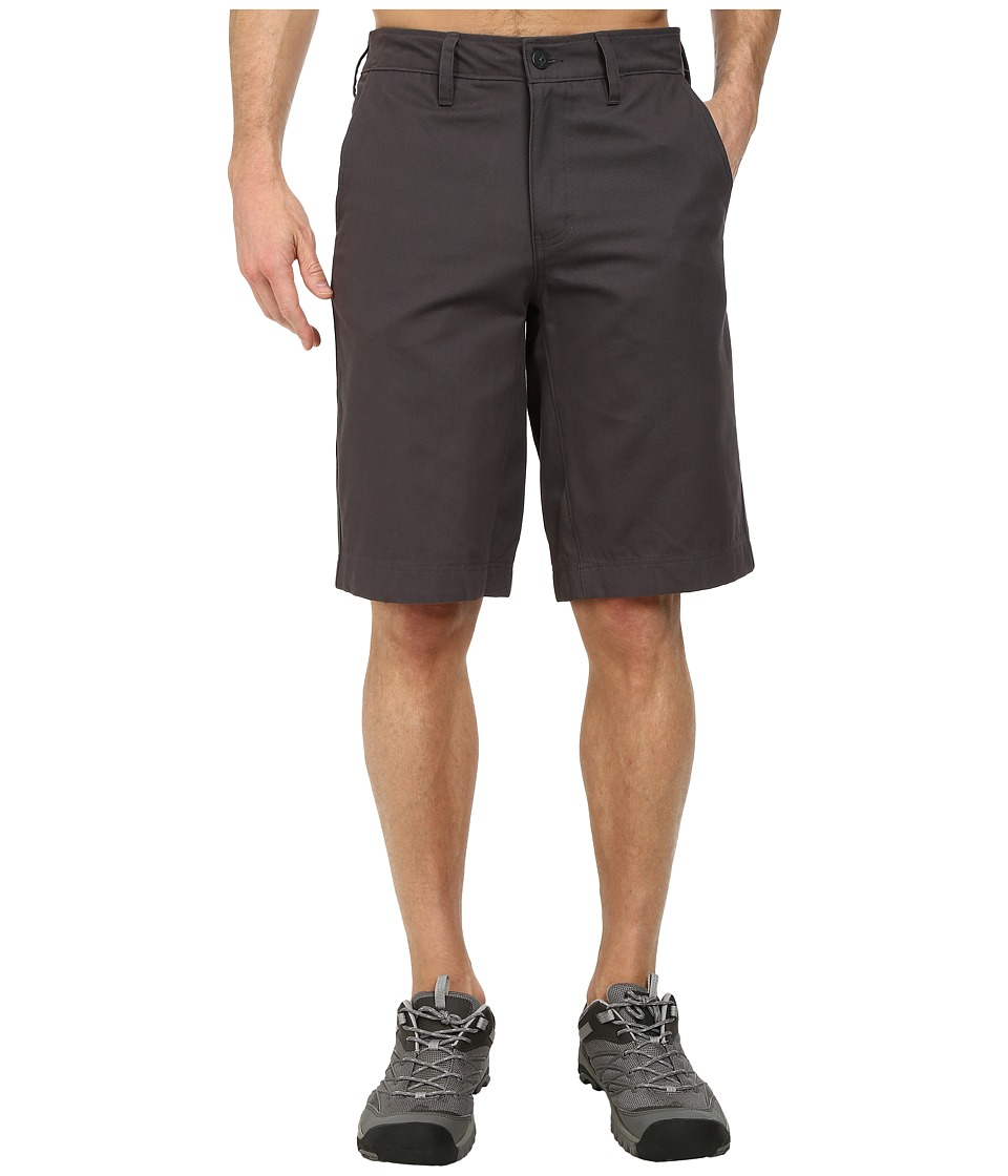 Black Diamond - Castleton Shorts (Slate) Men's Shorts