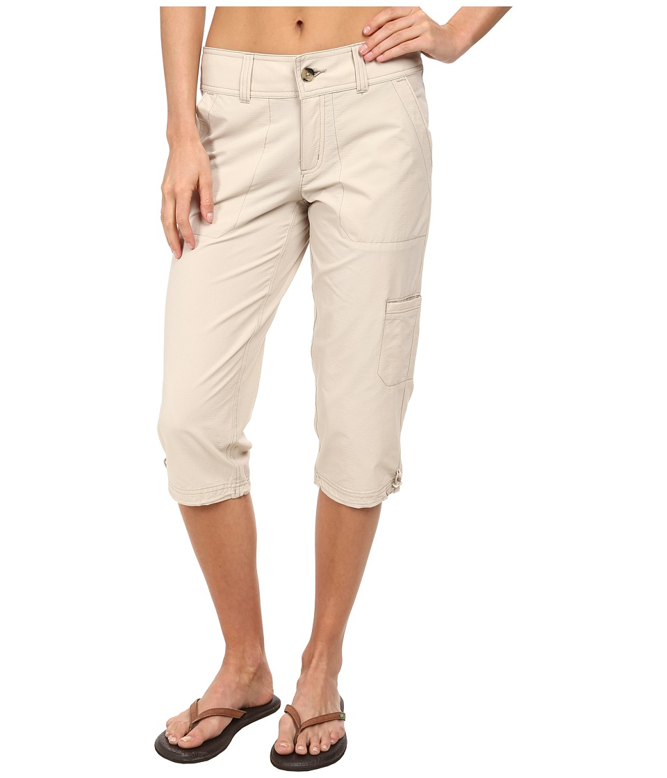 Woolrich - Finish Line Capri (Stone) Women