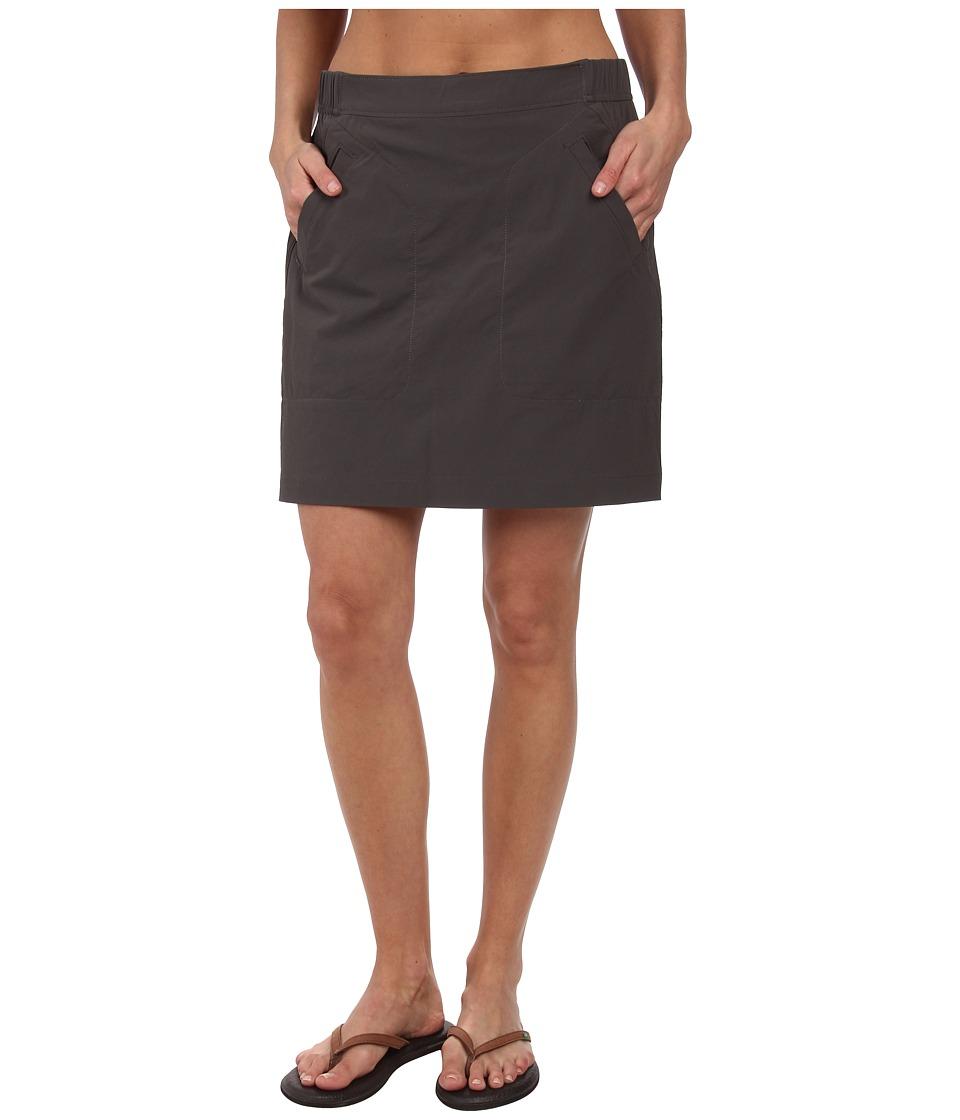 Woolrich - Geo II Skort (Slate) Women's Skort