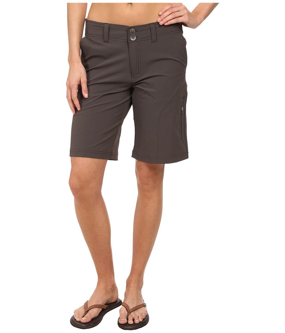 Woolrich - Geo II 10 Short (Slate) Women's Shorts