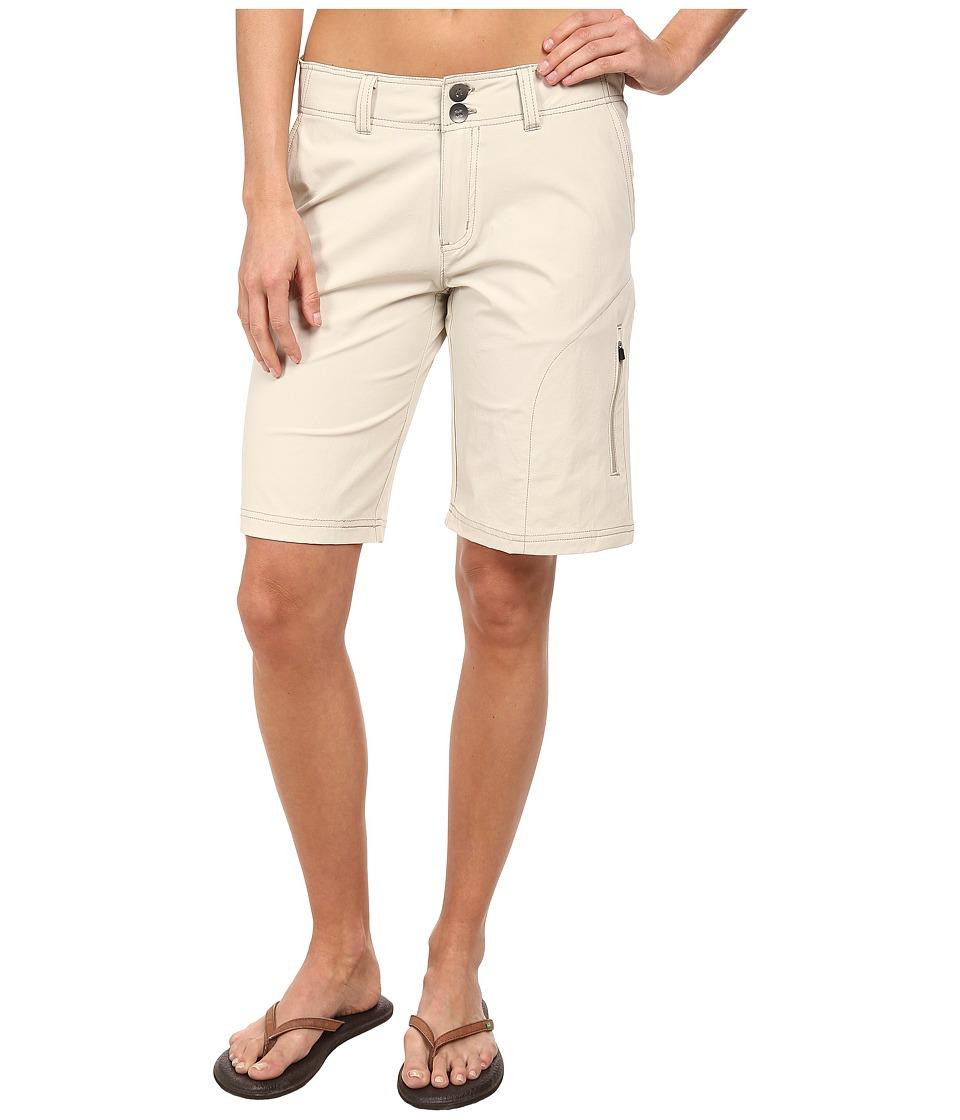 Woolrich - Geo II 10 Short (Stone) Women's Shorts