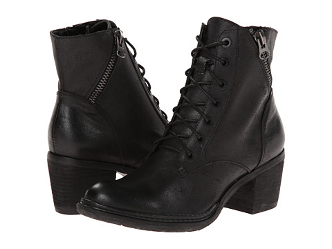 Rebels - Felix (Black) Women's Lace-up Boots