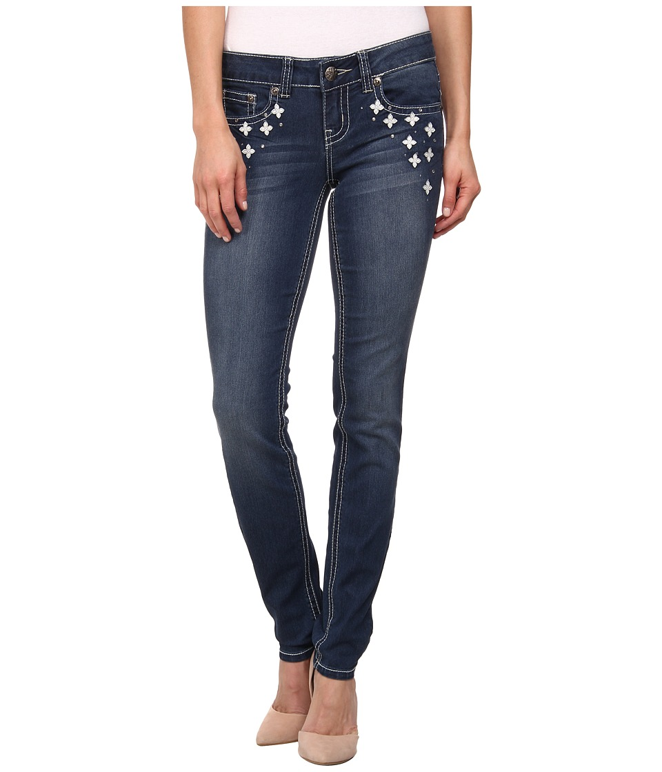 Request - Skinny Jeans in Courage (Courage) Women