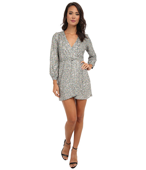 Brigitte Bailey - Demri Dress (Pastel Confetti Sequin) Women's Dress