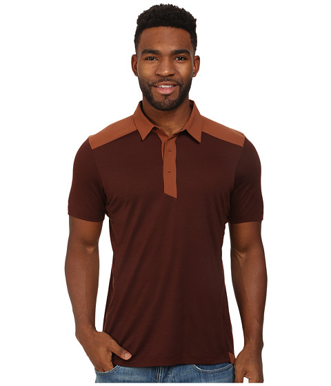 Arc'teryx - A2B Polo Shirt (Reishi) Men's Short Sleeve Pullover