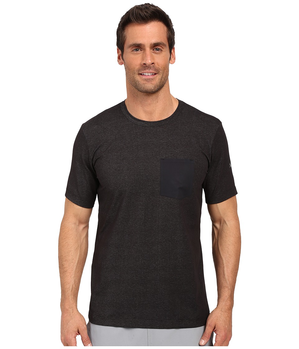Arc'teryx - Anzo T-Shirt (Black) Men's T Shirt
