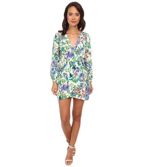 Brigitte Bailey - Demri Dress (Tropical Blue) Women's Dress