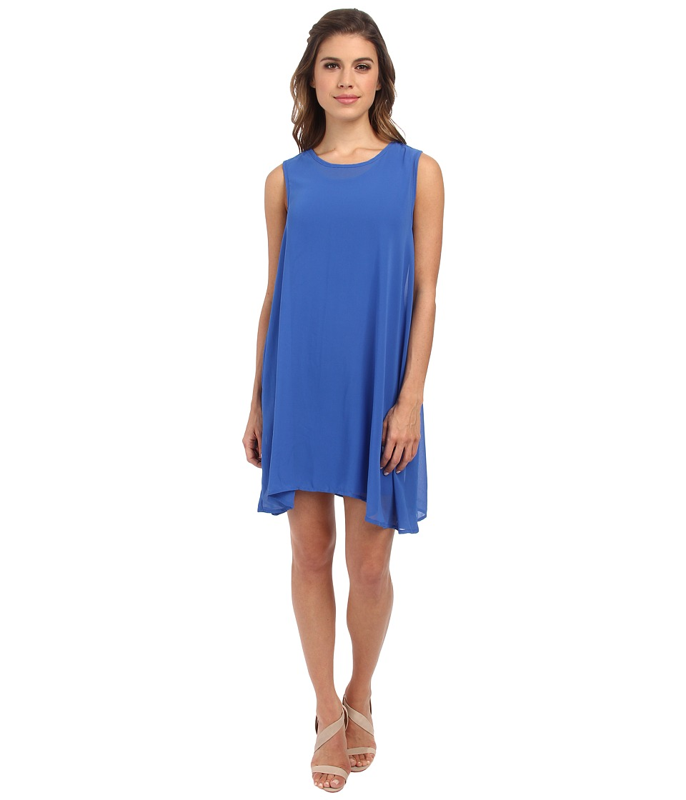 Brigitte Bailey - Aster Dress (Blue) Women's Dress