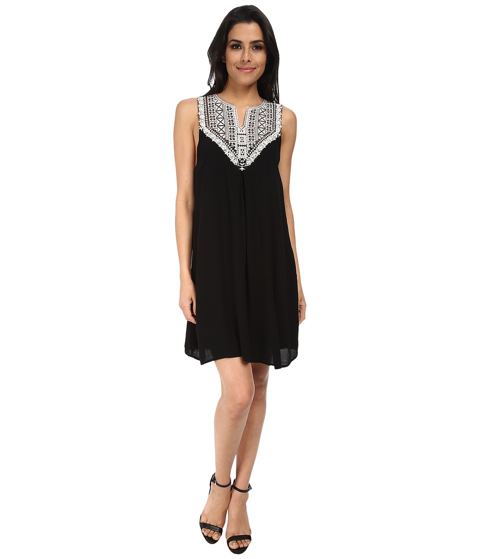 rsvp - Gardenia Dress (Black) Women's Dress