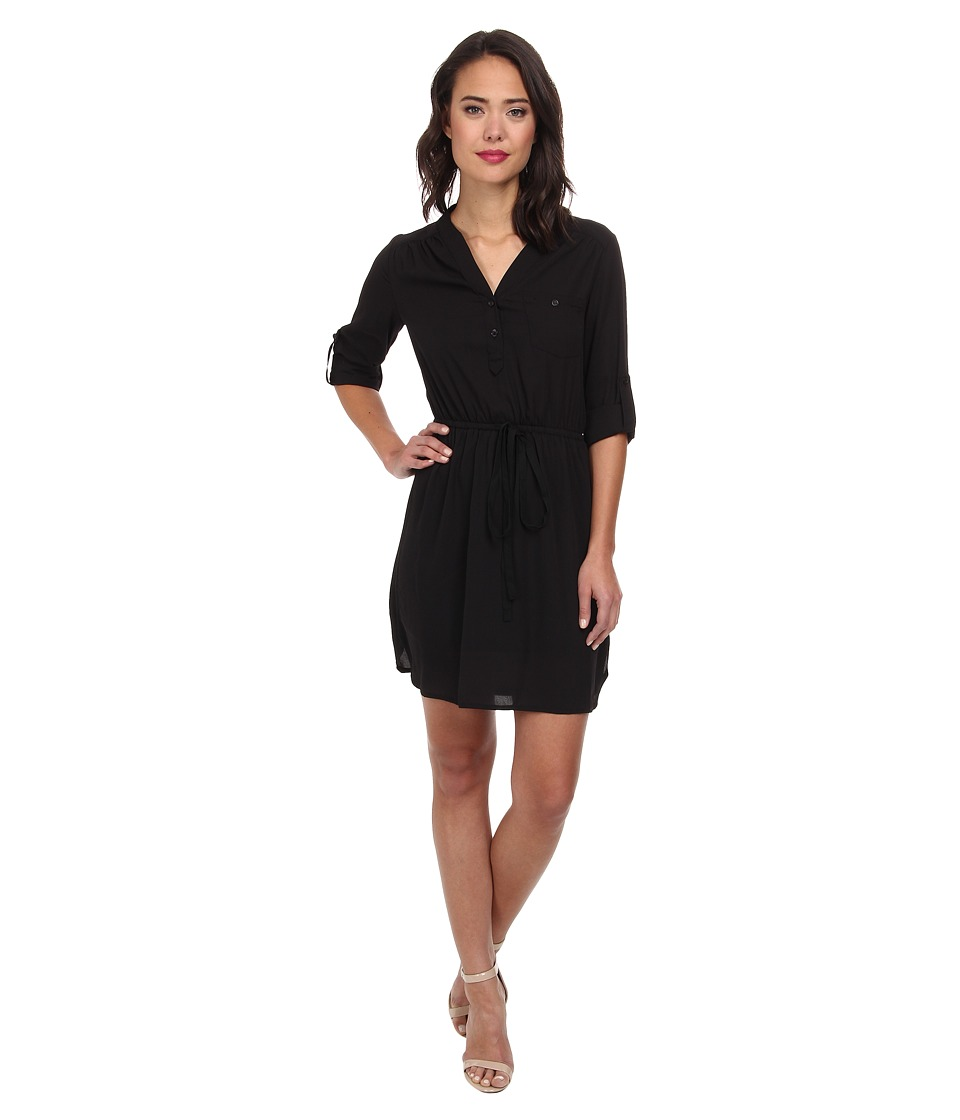 Christin Michaels - Bluebell Dress (Black) Women's Dress