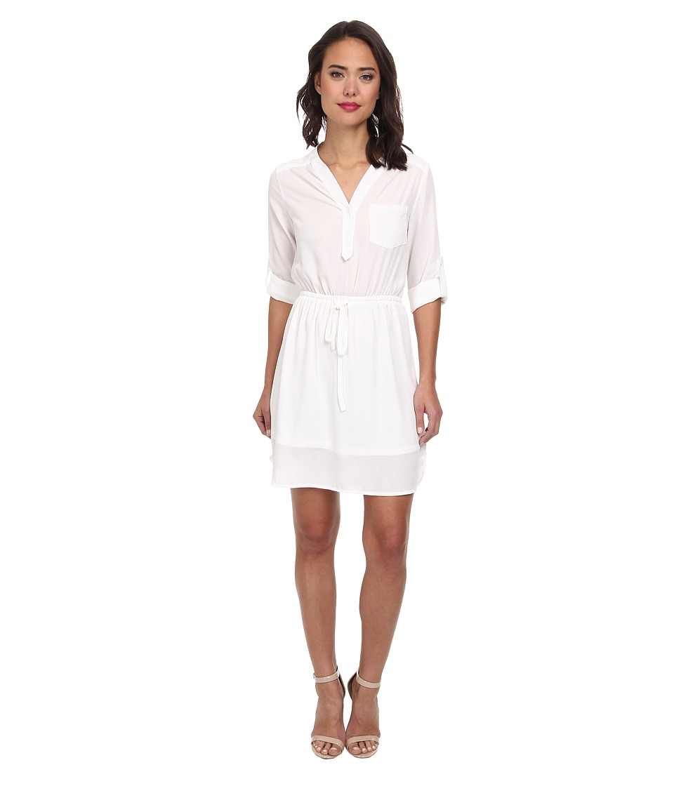 Christin Michaels - Bluebell Dress (White) Women