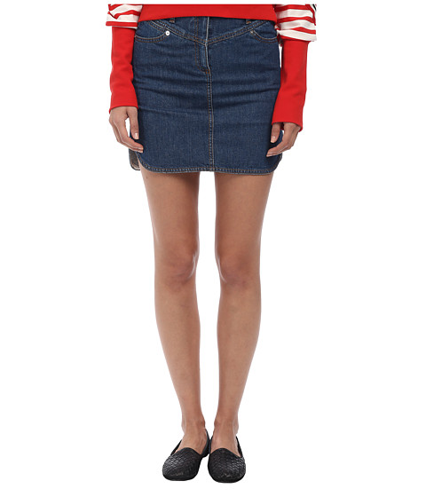 See by Chloe - Denim Skirt (Light Indigo) Women
