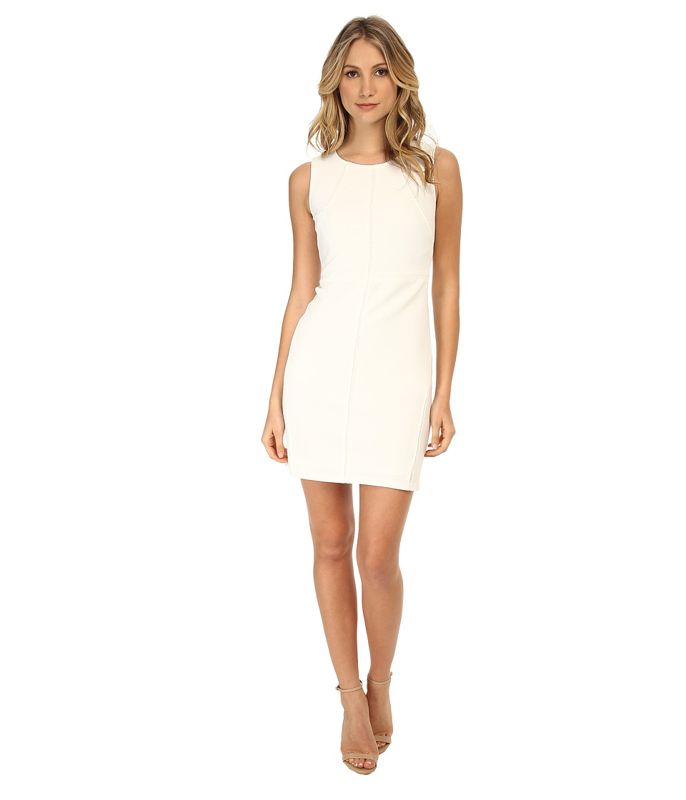 Christin Michaels - Ivy Contour Dress (White) Women's Dress