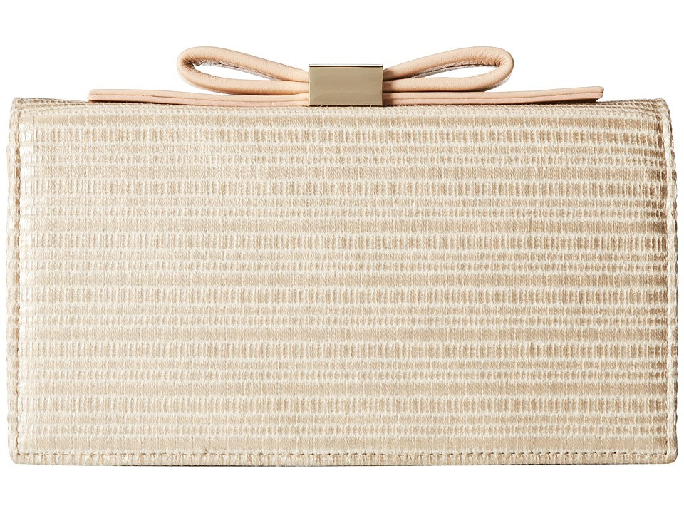 See by Chloe - Nora Smart Clutch (Nude) Clutch Handbags