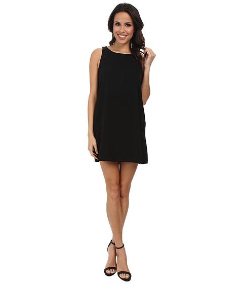 Gabriella Rocha - Poppy Sleeveless Shift Dress (Black) Women's Dress