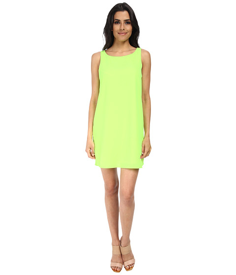 Gabriella Rocha - Poppy Sleeveless Shift Dress (Lime) Women's Dress