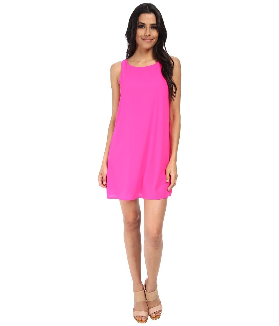 Gabriella Rocha - Poppy Sleeveless Shift Dress (Fuchsia) Women