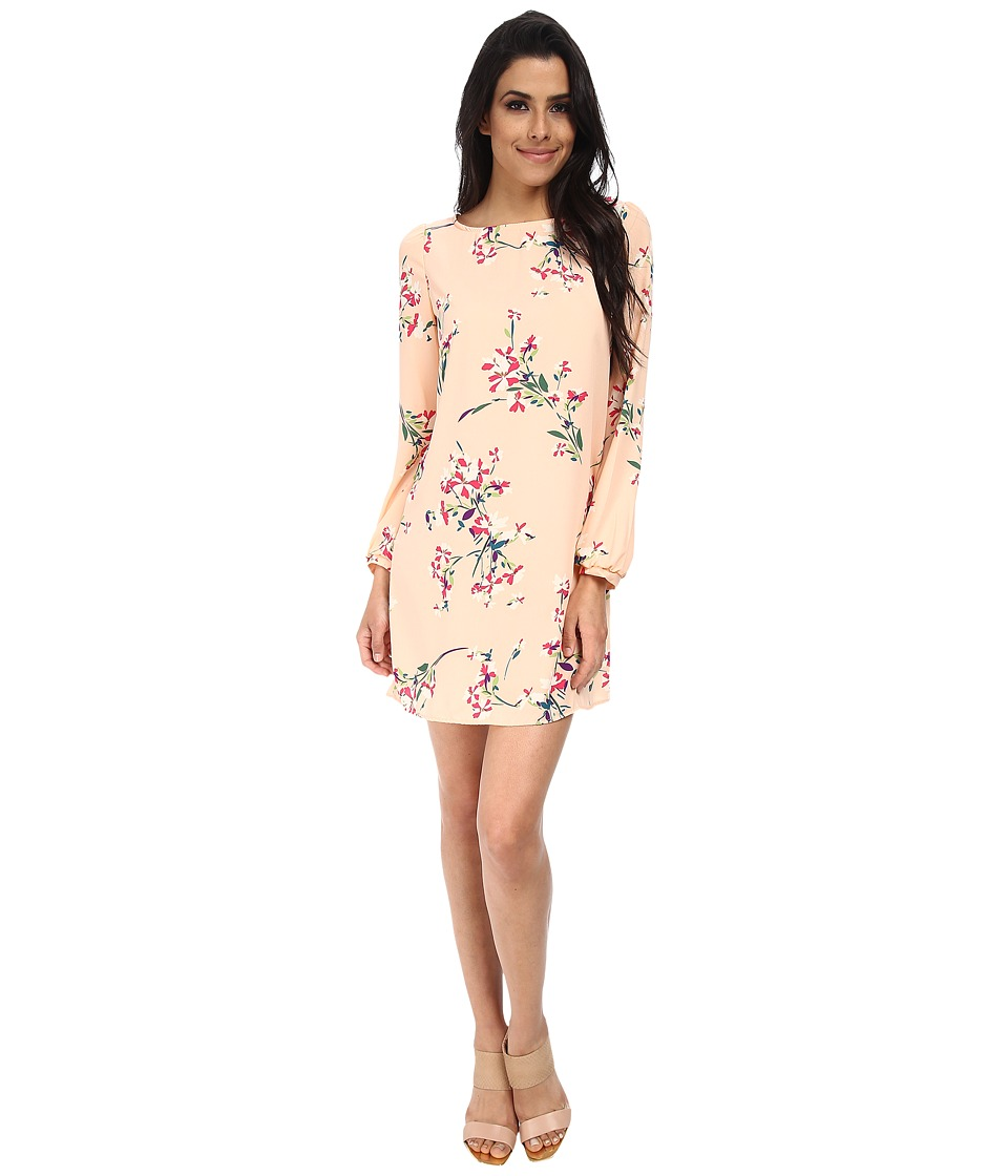 Gabriella Rocha - Brynn Dress (Peach Floral) Women