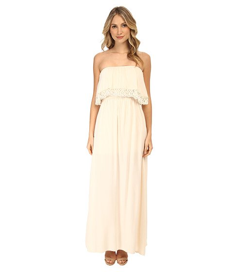 Gabriella Rocha - Azalea Maxi (Ivory) Women's Dress