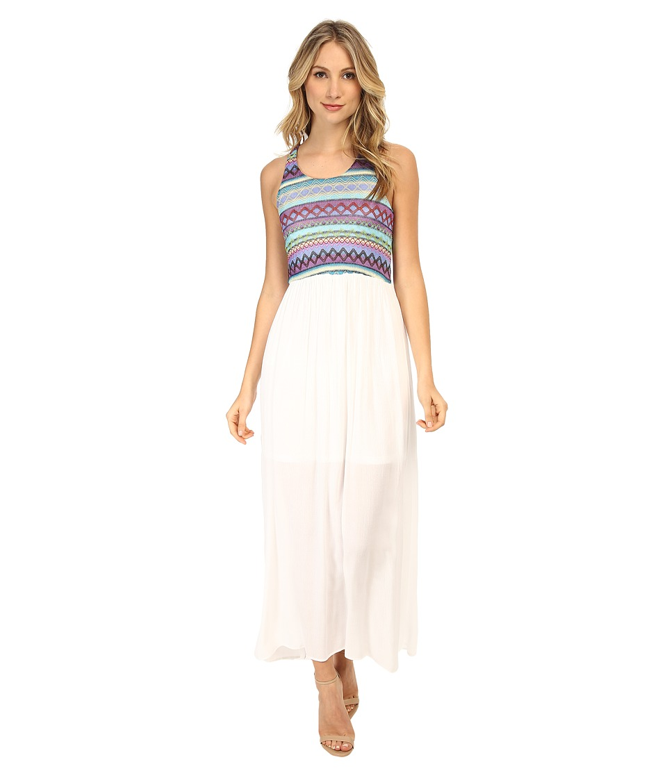 Gabriella Rocha - Tulip Maxi (White) Women's Dress