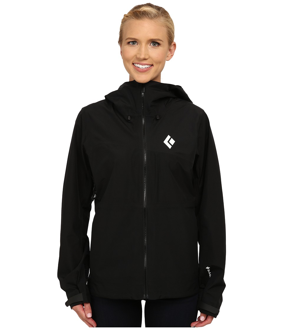 Black Diamond - Liquid Point Shell (Black) Women's Jacket