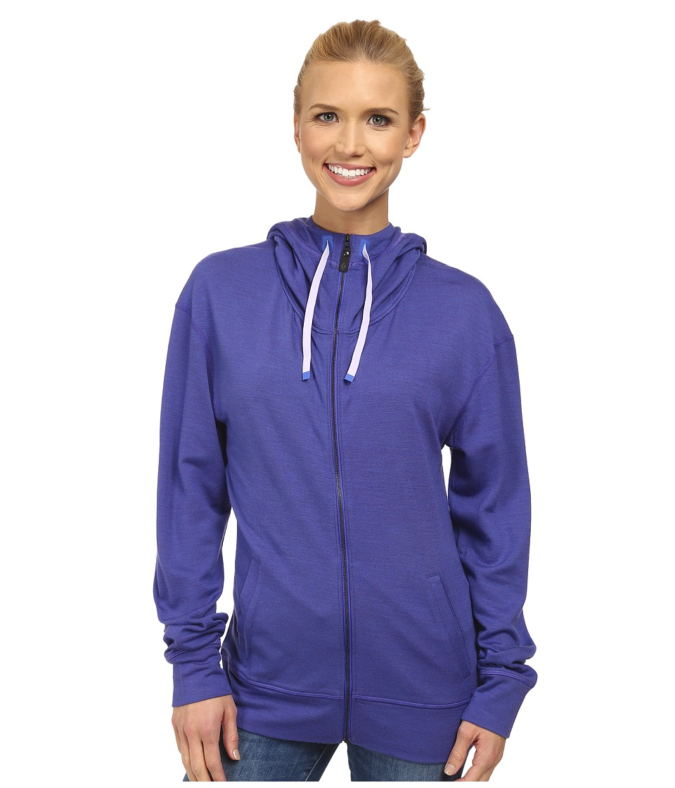 Black Diamond - Castle Valley Hoodie (Amethyst) Women's Sweatshirt