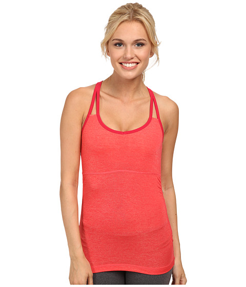 Black Diamond - Six Shooter Tank (Coral) Women's Sleeveless