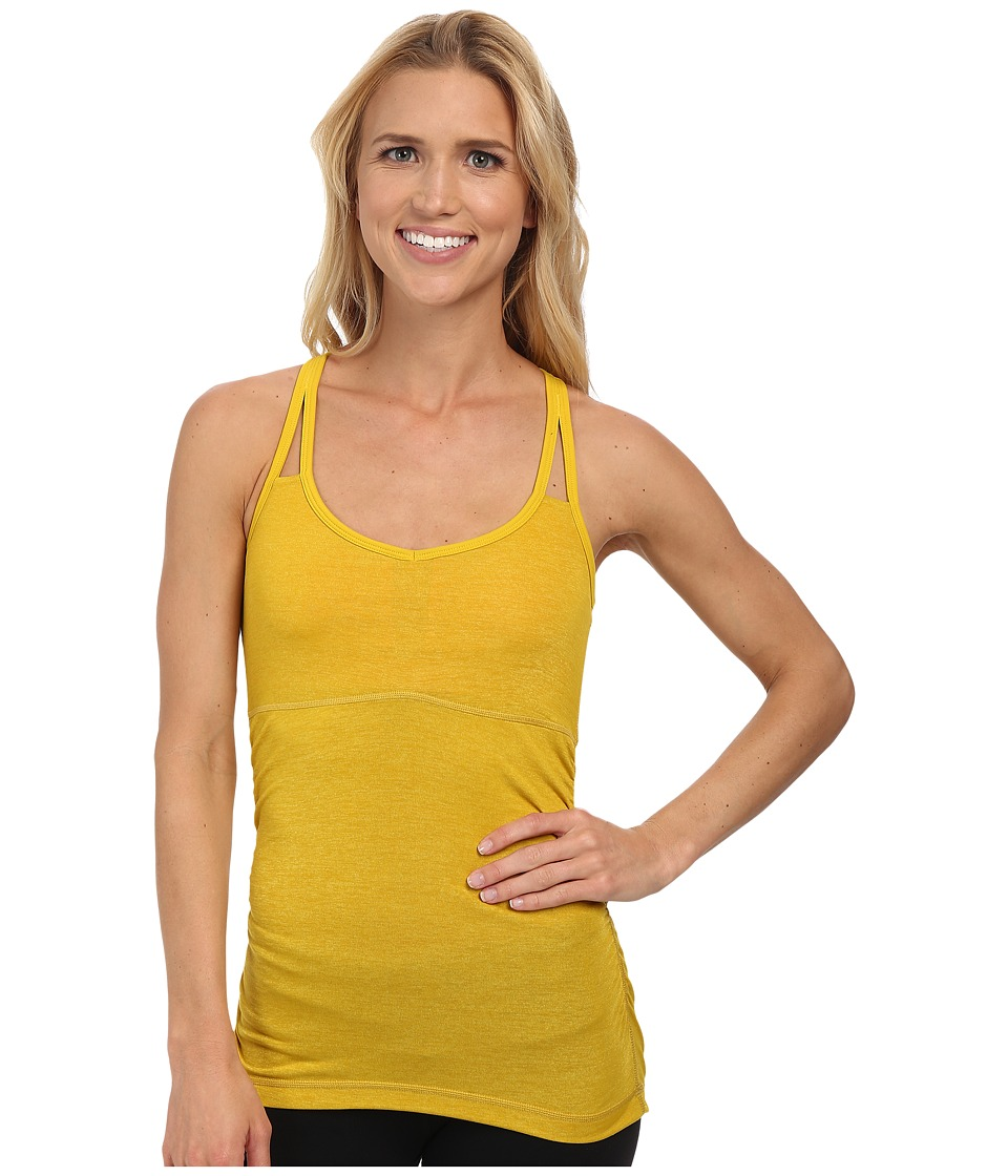 Black Diamond - Six Shooter Tank (Ochre) Women's Sleeveless
