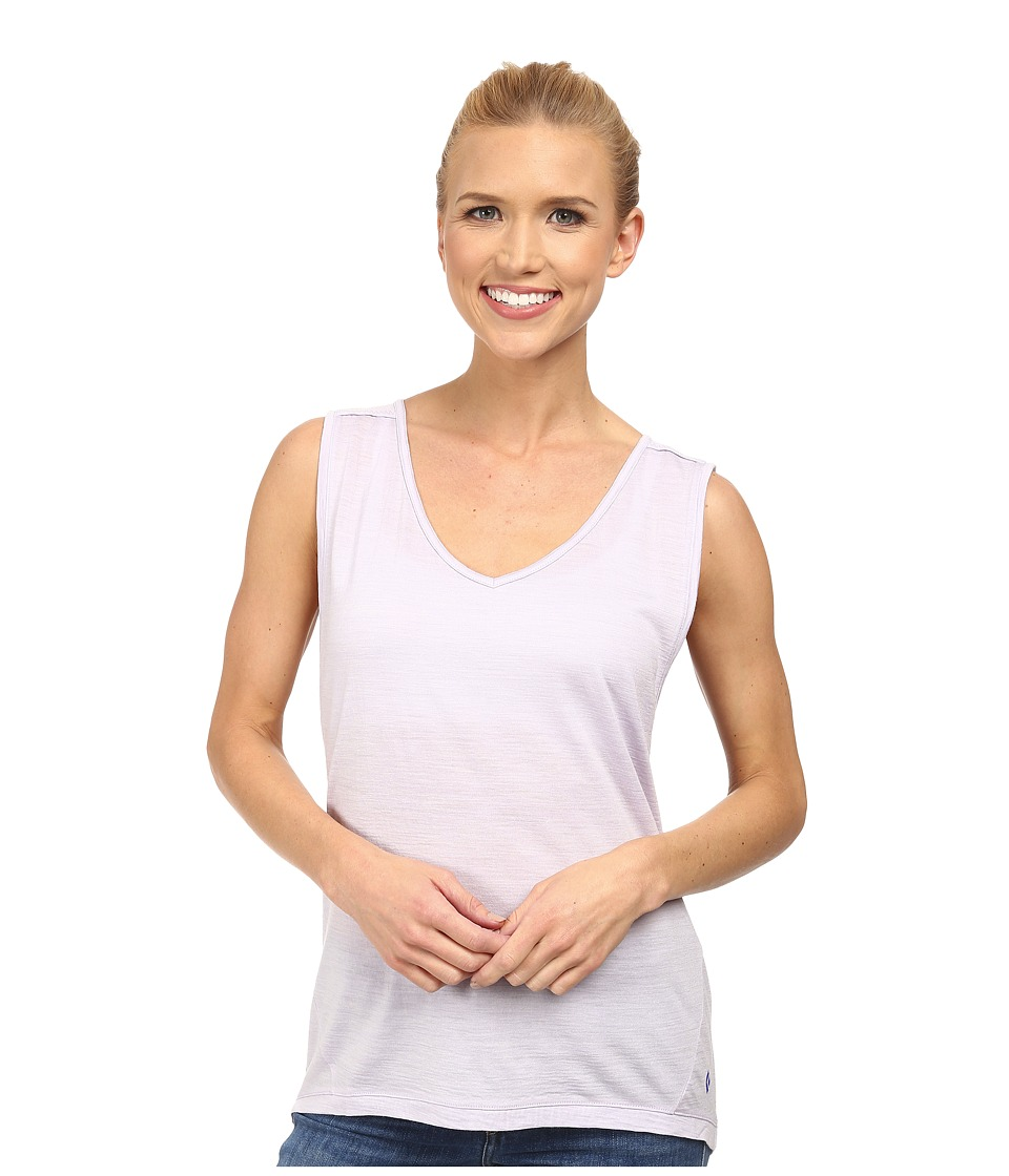 Black Diamond - Rectory Tank (Pale Lavender) Women's Sleeveless