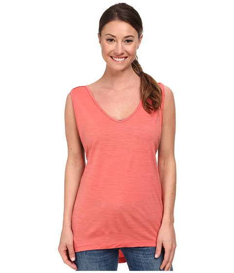 Black Diamond - Rectory Tank (Coral) Women's Sleeveless