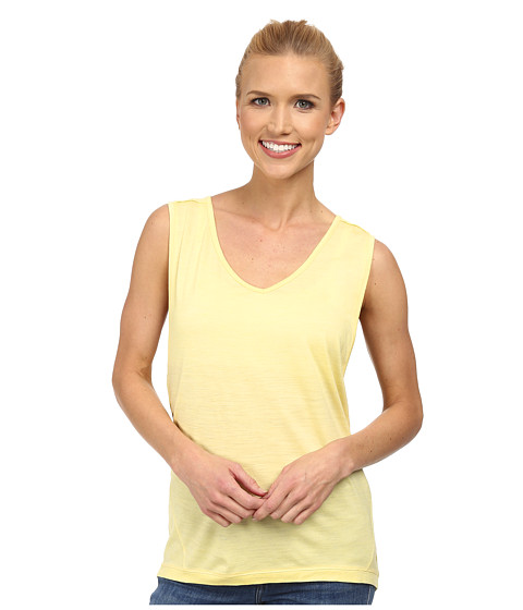 Black Diamond - Rectory Tank (Lemon) Women's Sleeveless