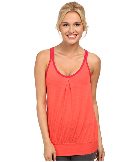 Black Diamond - Sheer Lunacy Tank (Coral) Women's Sleeveless