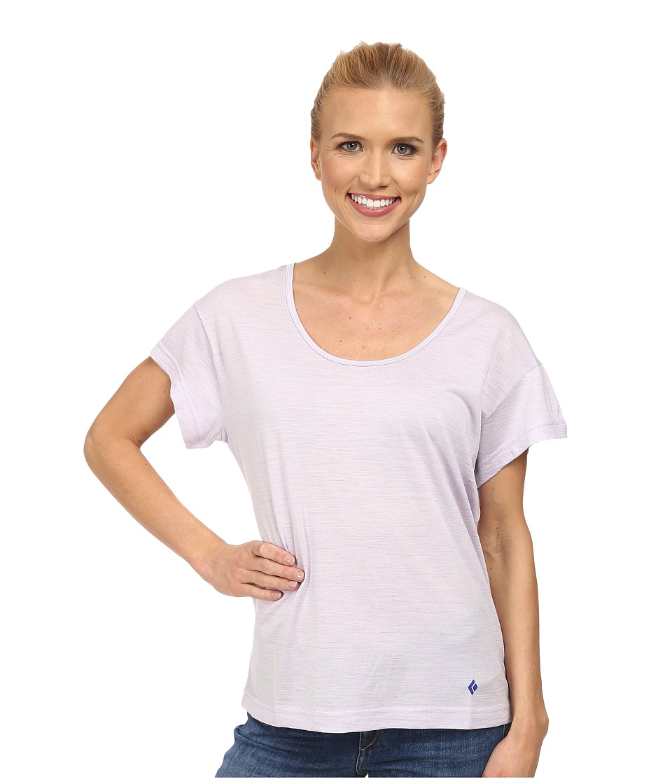 Black Diamond - Ancient Art Tee (Pale Lavender) Women