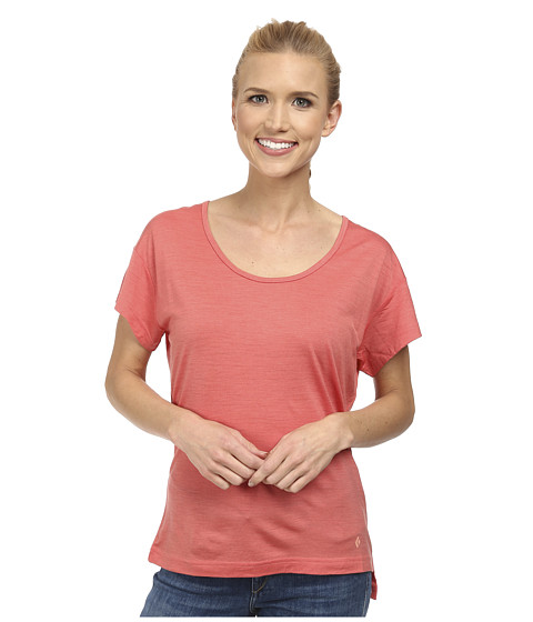 Black Diamond - Ancient Art Tee (Coral) Women