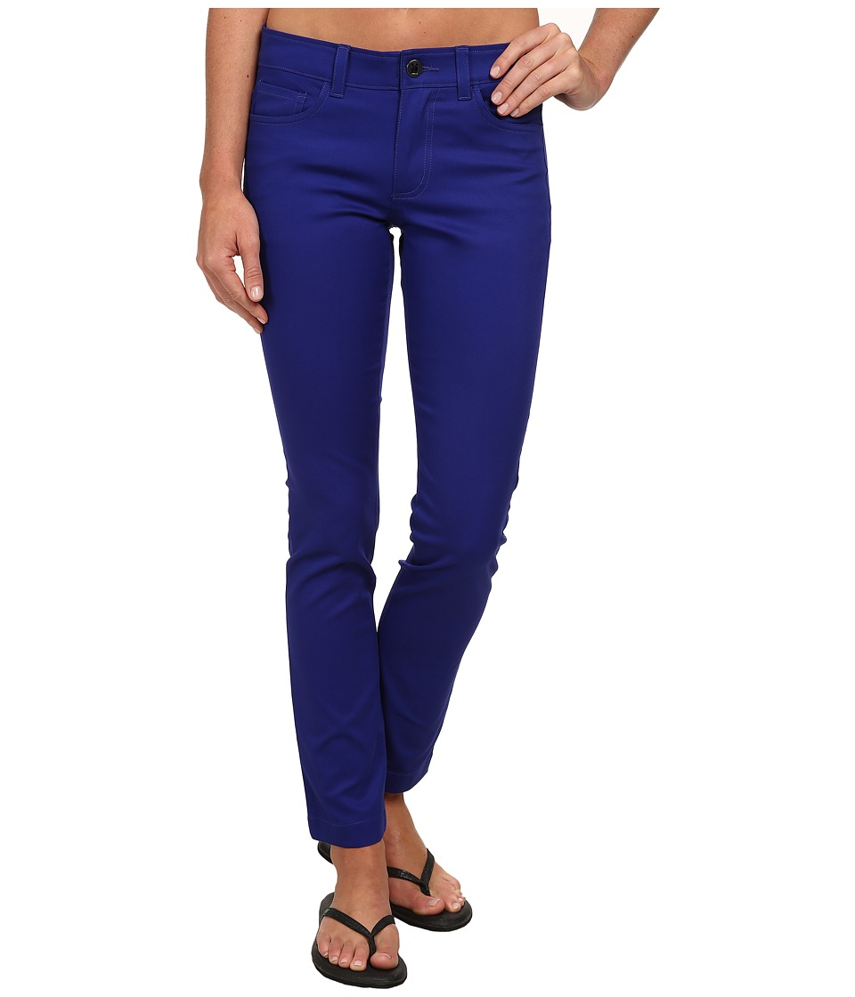 Black Diamond - Stretch Font Pants (Spectrum Blue) Women's Casual Pants
